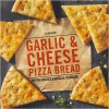 iceland garlic and cheese pizza bread 245g 83897