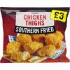 iceland southern fried chicken thighs 850g 58593