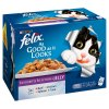 felix as good as it looks favourites selection in jelly wet cat food 12x100g 45079 T1
