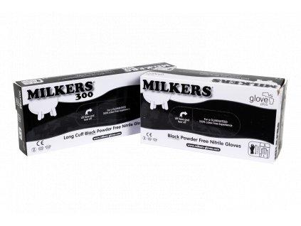 Rukavice Milkers
