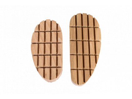špalky dřevěné