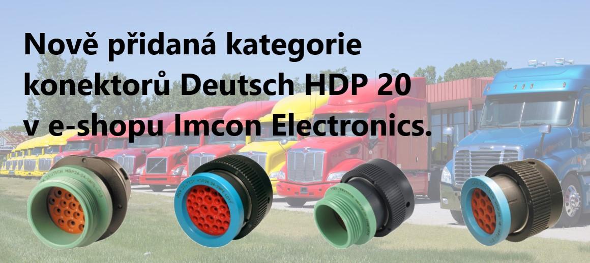 Novinky v Imcon Electronics