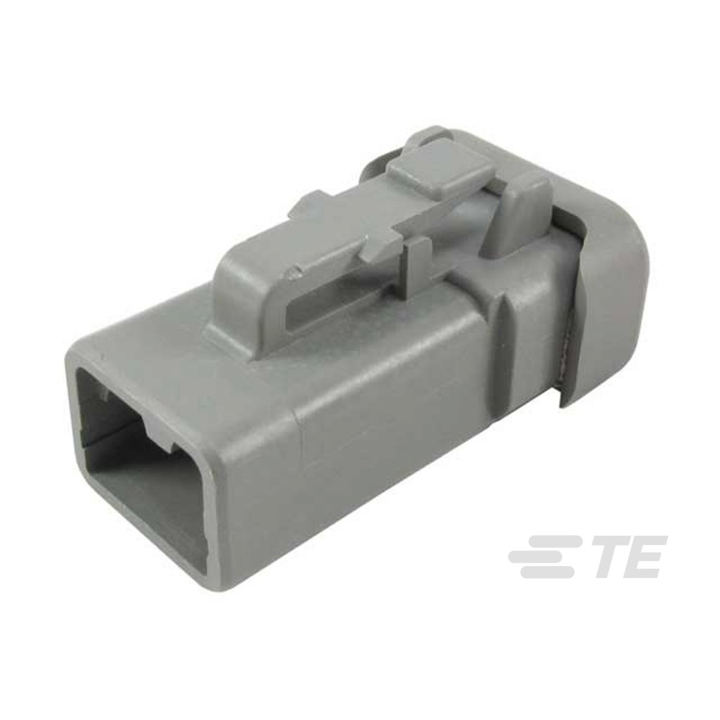 DTP06-2S-E003  Tělo výkonového těsněného konektoru řady DTP