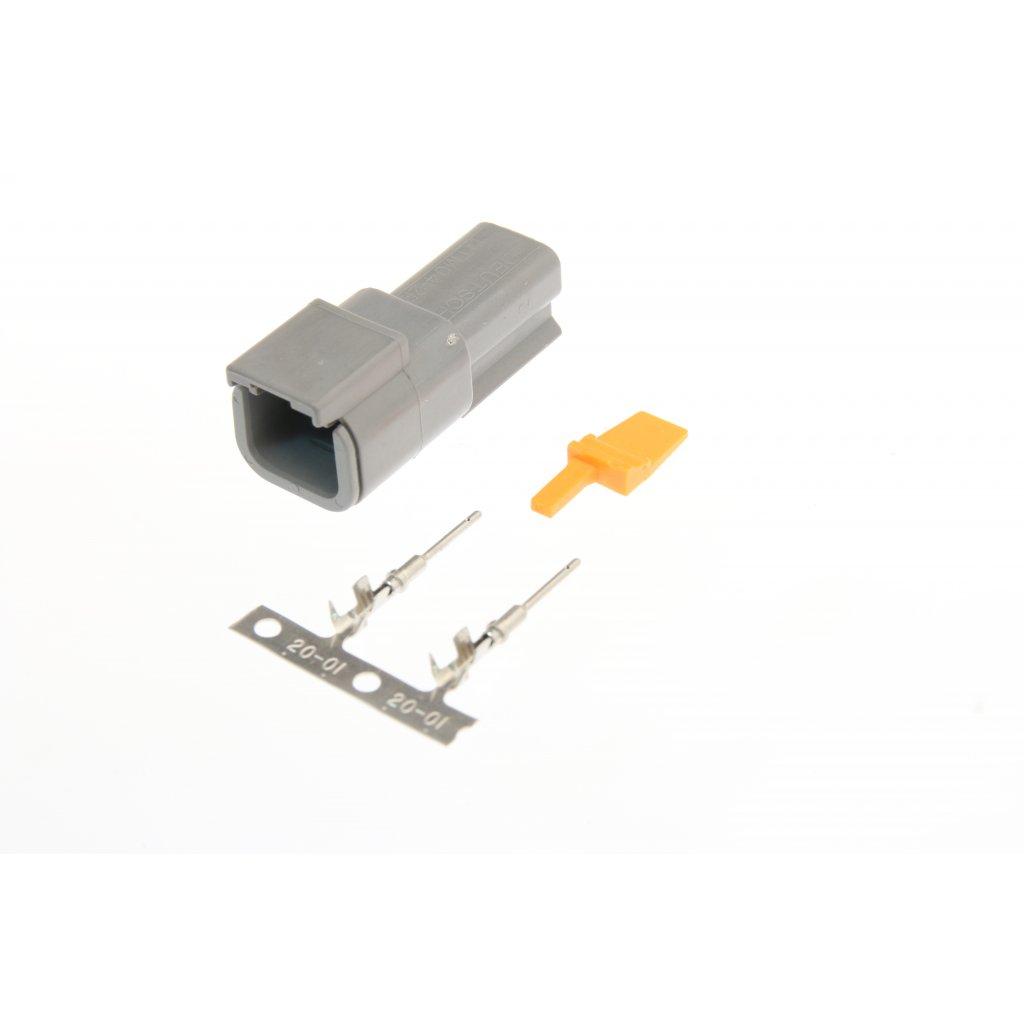 S-DTM04-2P  Konektor - detaily dostupné na dotaz