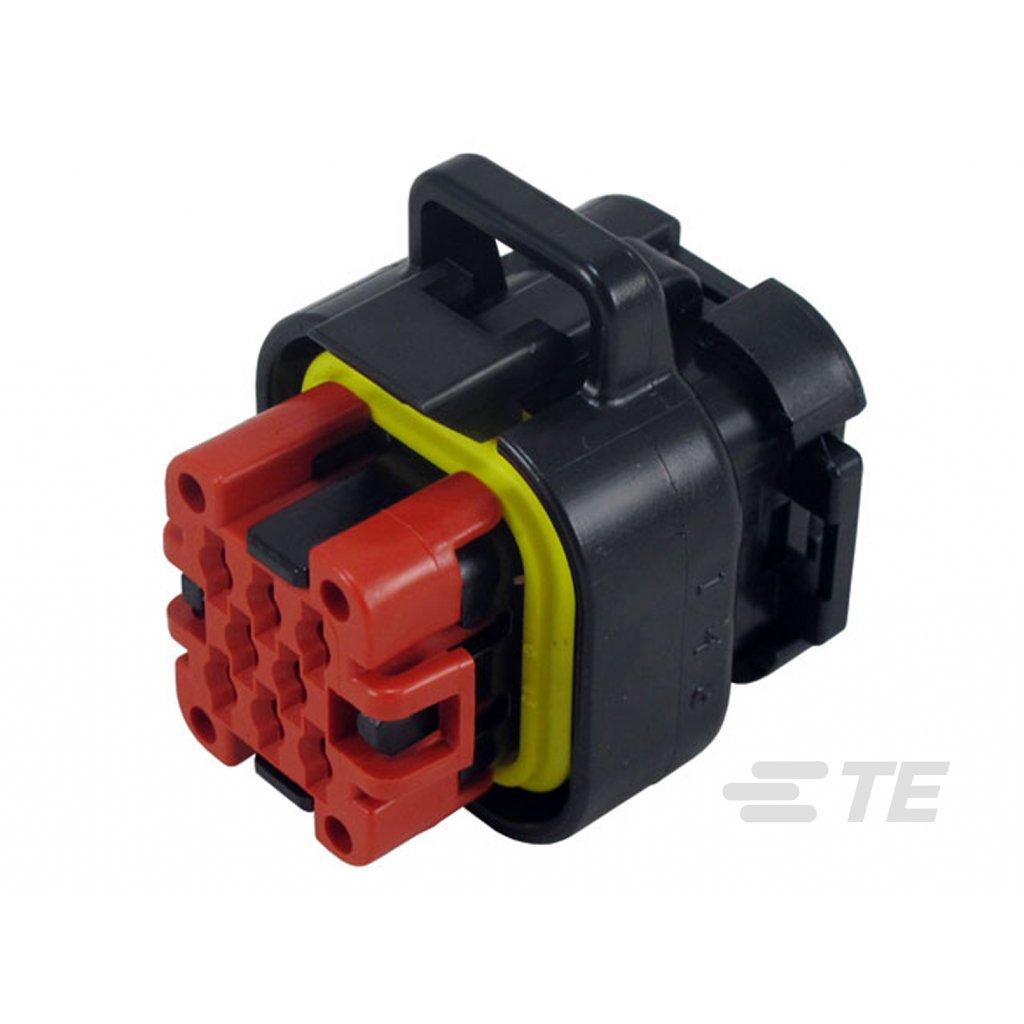 776286-1  Tělo kabelového konektoru řady AmpSeal