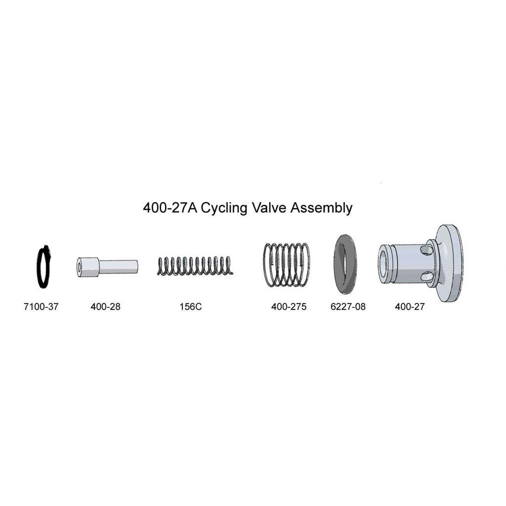 400 27A Cycling Valve Assembly