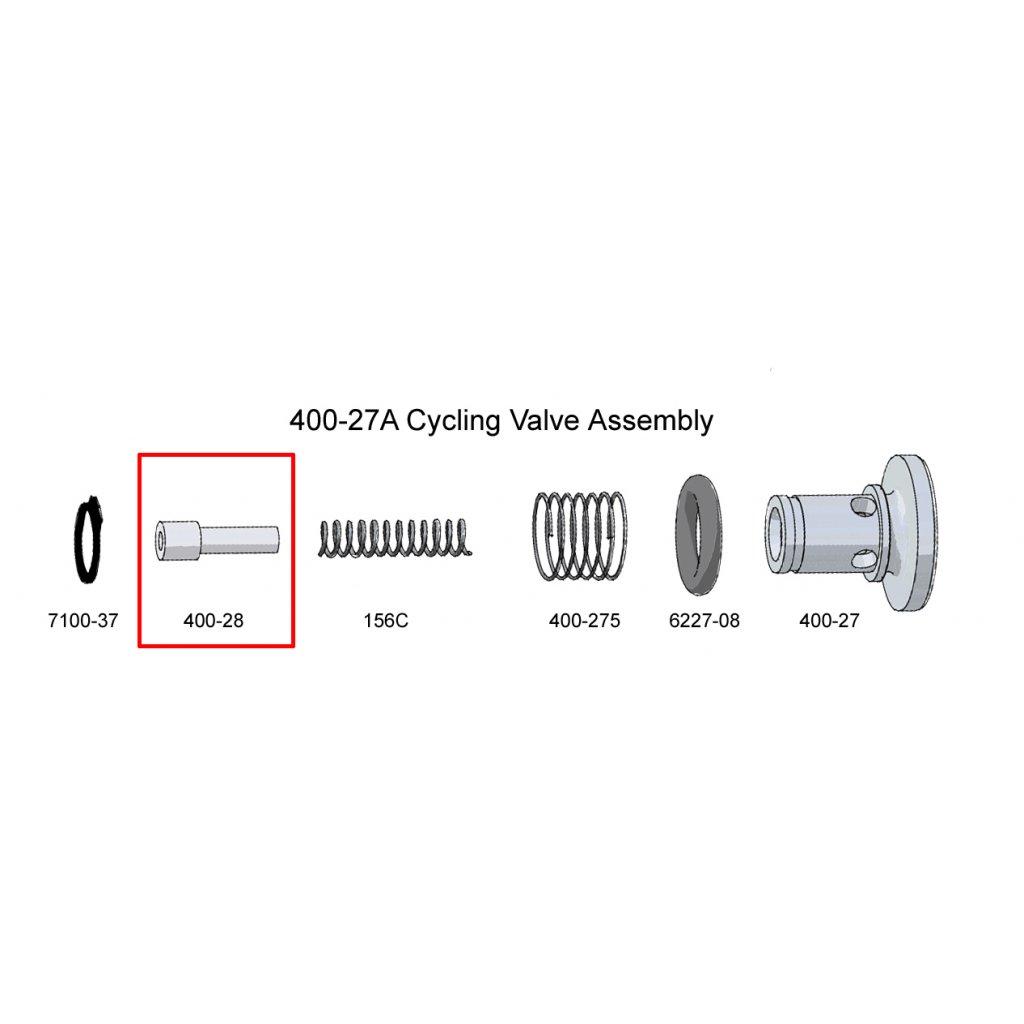 400-28  Pneumatické lisovací nástroje - náhradní díly