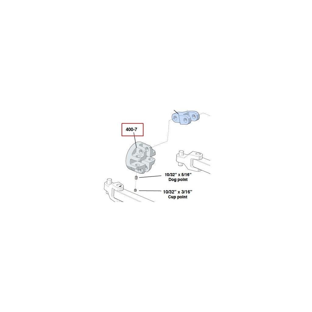 400-7  Pneumatické lisovací nástroje - náhradní díly