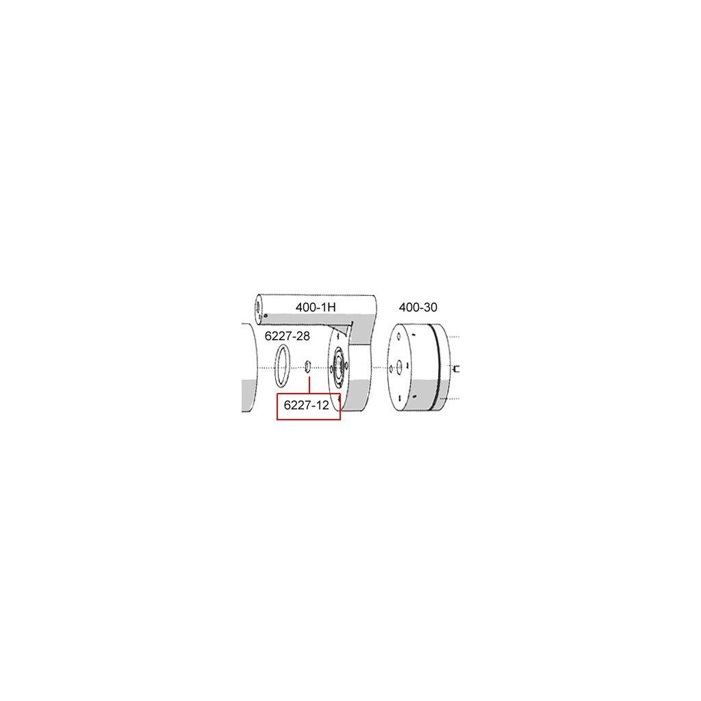 6227-12  Pneumatické lisovací nástroje - náhradní díly