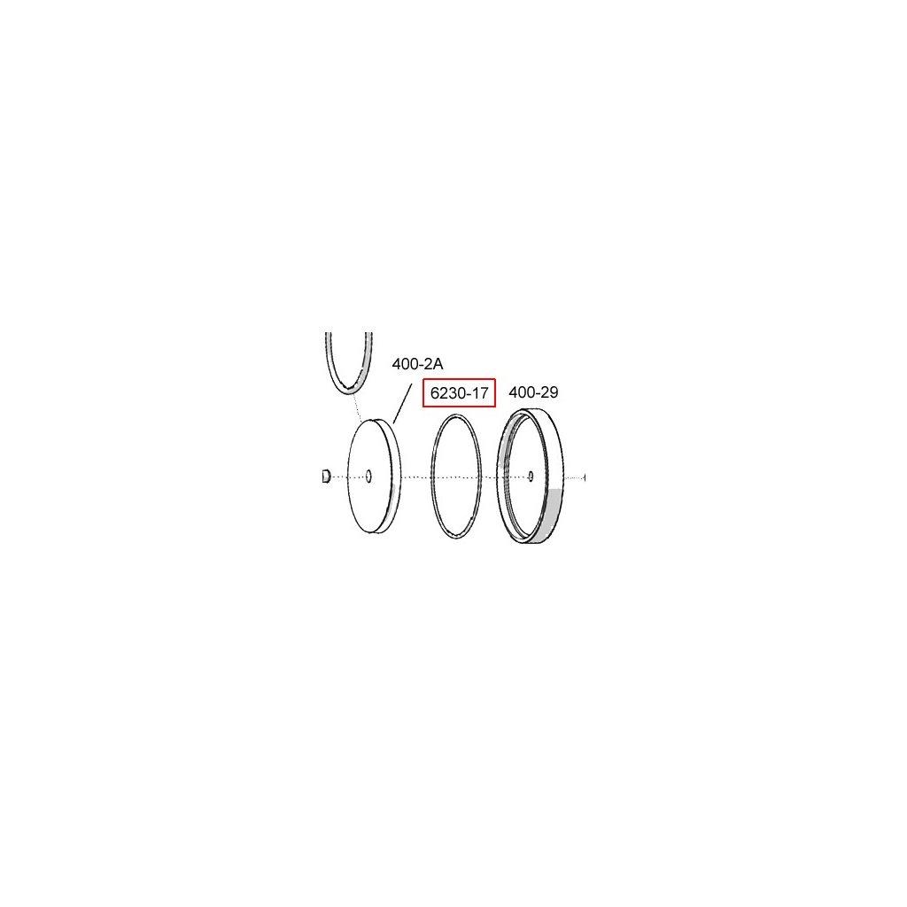 6230-17  Pneumatické lisovací nástroje Pico - náhradní díly