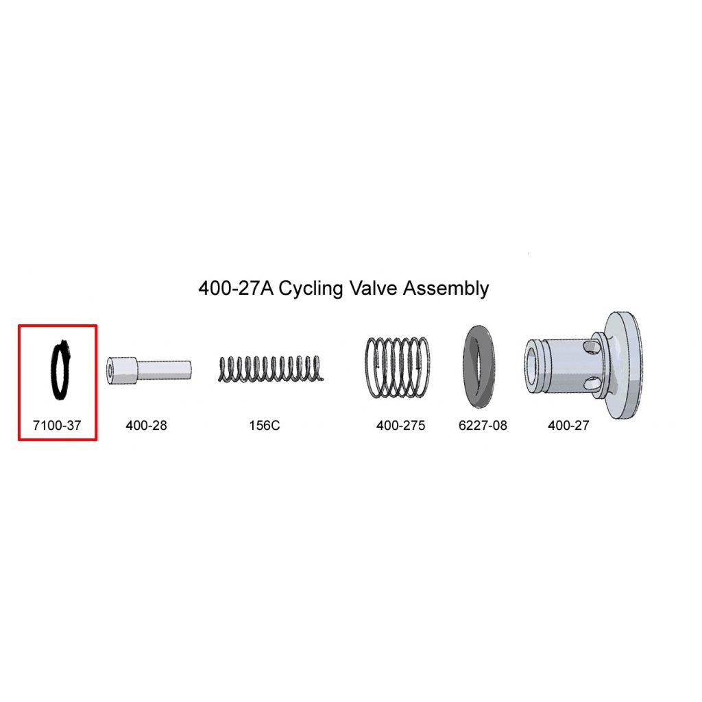 7100-37  Pneumatické lisovací nástroje - náhradní díly