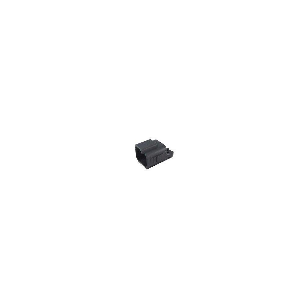 1011-346-0405  Tělo vodotěsného konektoru řady DT