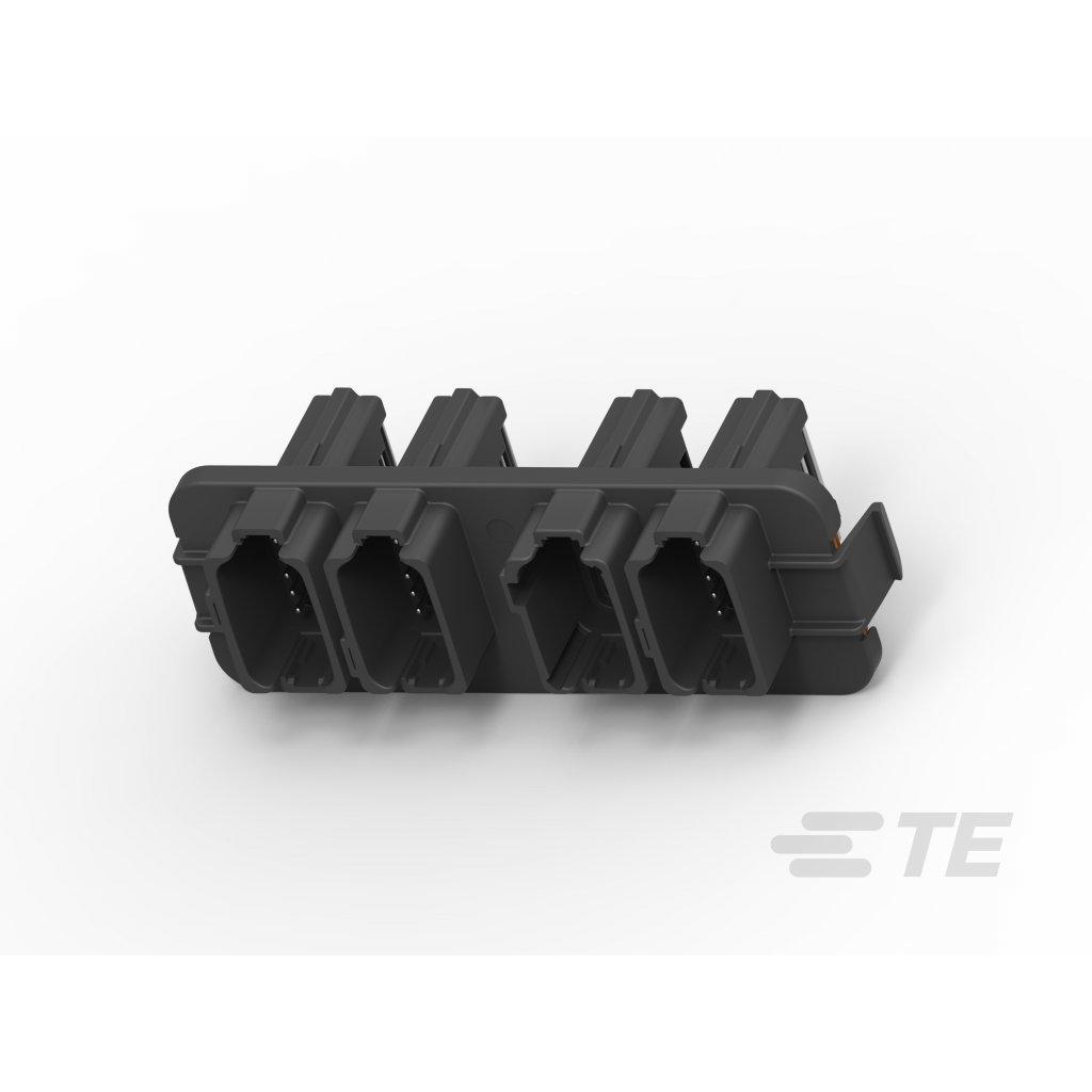 DT13-36PABC-R015  Krabičky a víčka s konektory pro profesionální elektronické jednotky