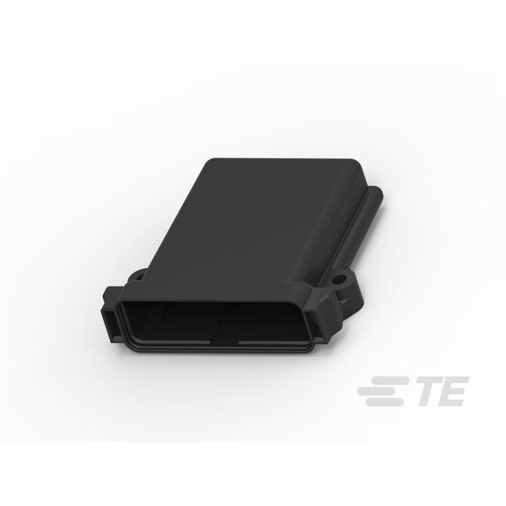 EEC325X4B  Krabičky a víčka s konektory pro profesionální elektronické jednotky