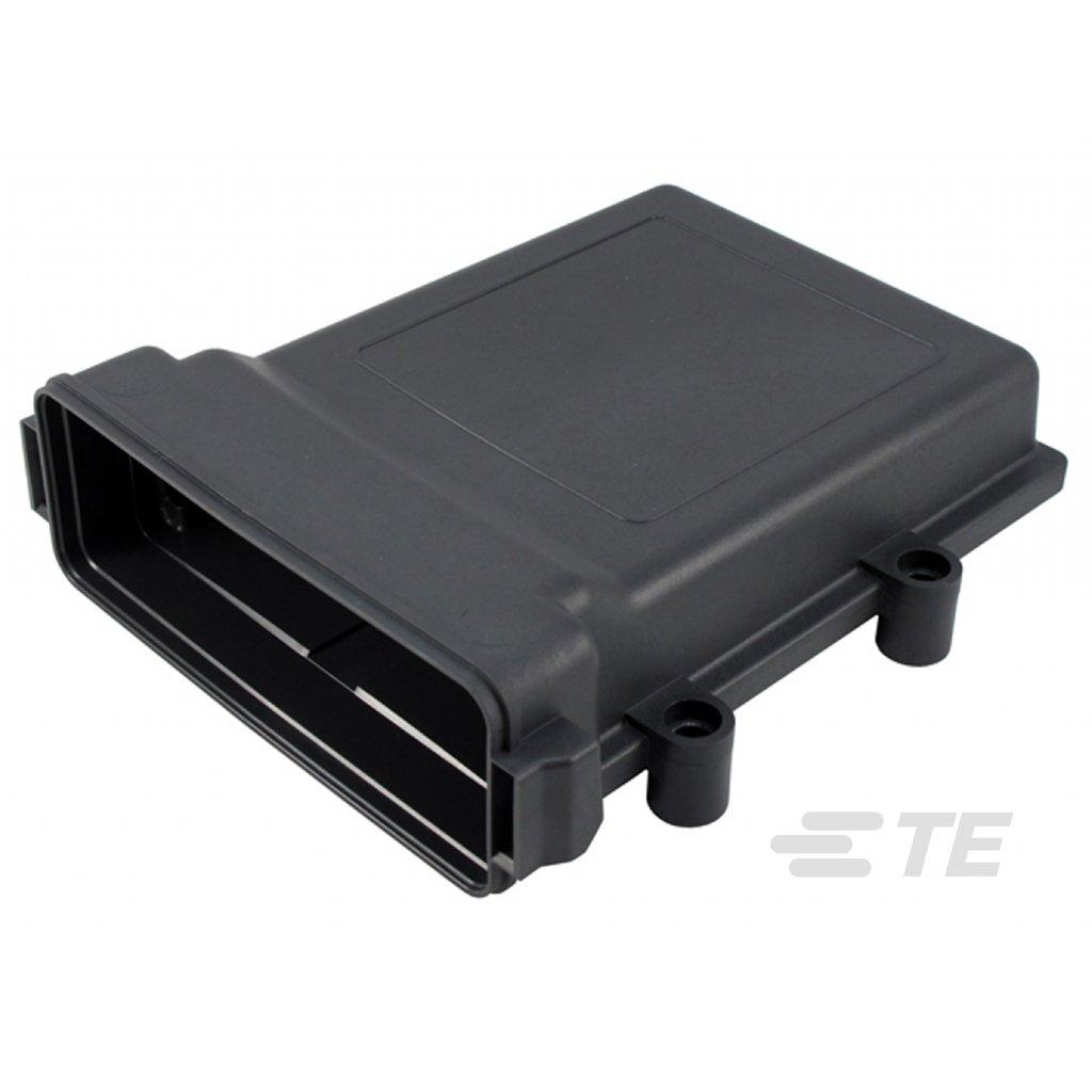 EEC5X650A  Krabičky a víčka s konektory pro profesionální elektronické jednotky