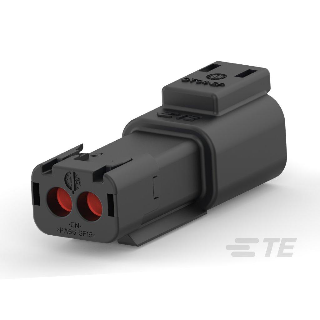 DT04-2P-TE32  Tělo vodotěsného konektoru řady DT