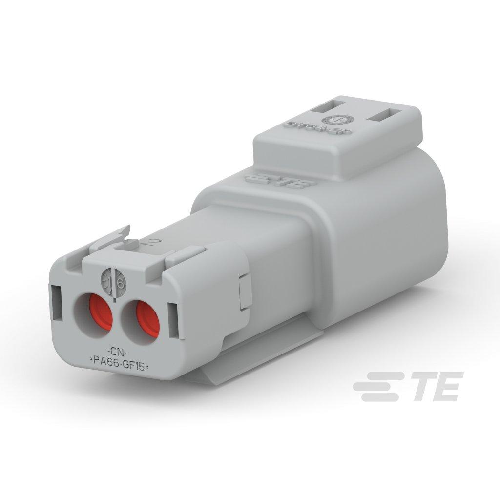 DT04-2P-TN31  Tělo vodotěsného konektoru řady DT