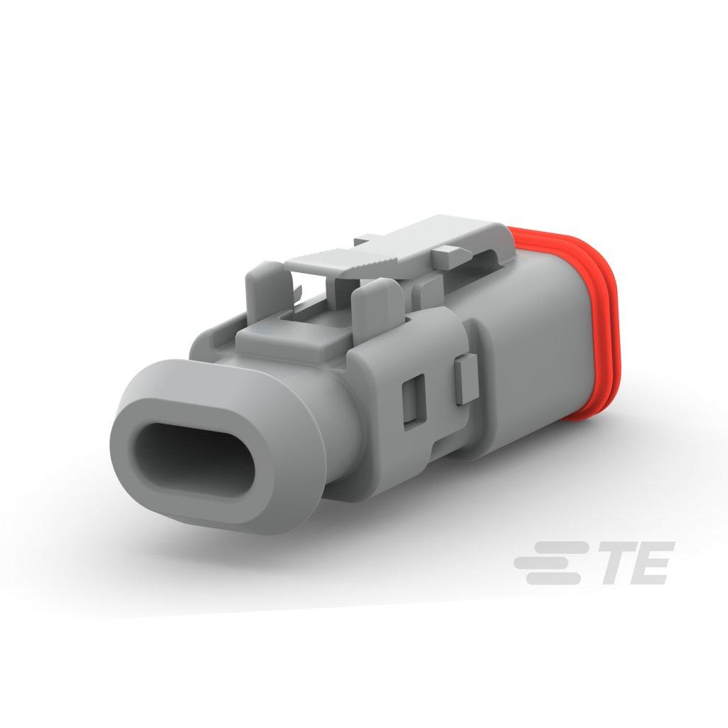DT06-2S-TE81  Tělo vodotěsného konektoru řady DT