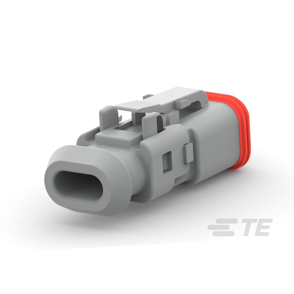 DT06-2S-TN81  Tělo vodotěsného konektoru řady DT