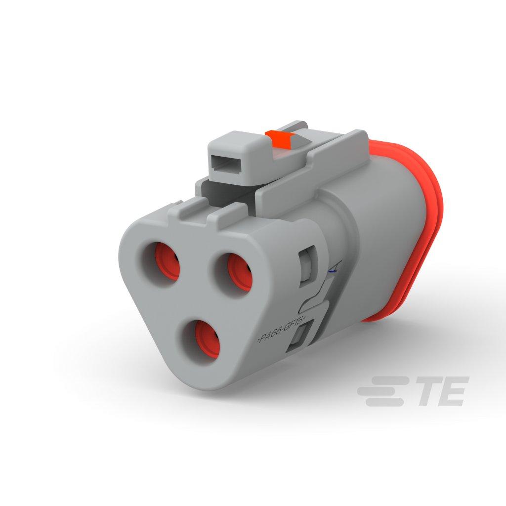 DT06-3S-TE31  Tělo vodotěsného konektoru řady DT