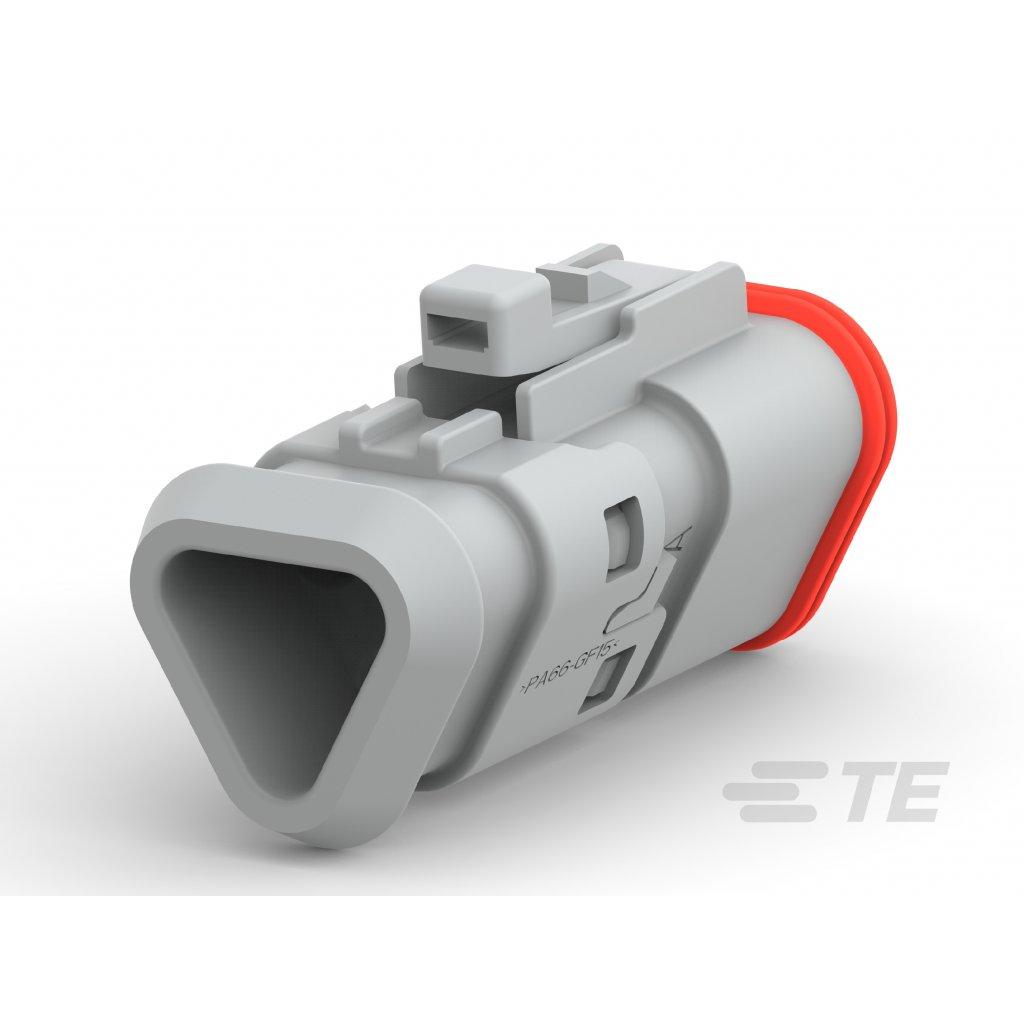DT06-3S-TE81  Tělo vodotěsného konektoru řady DT