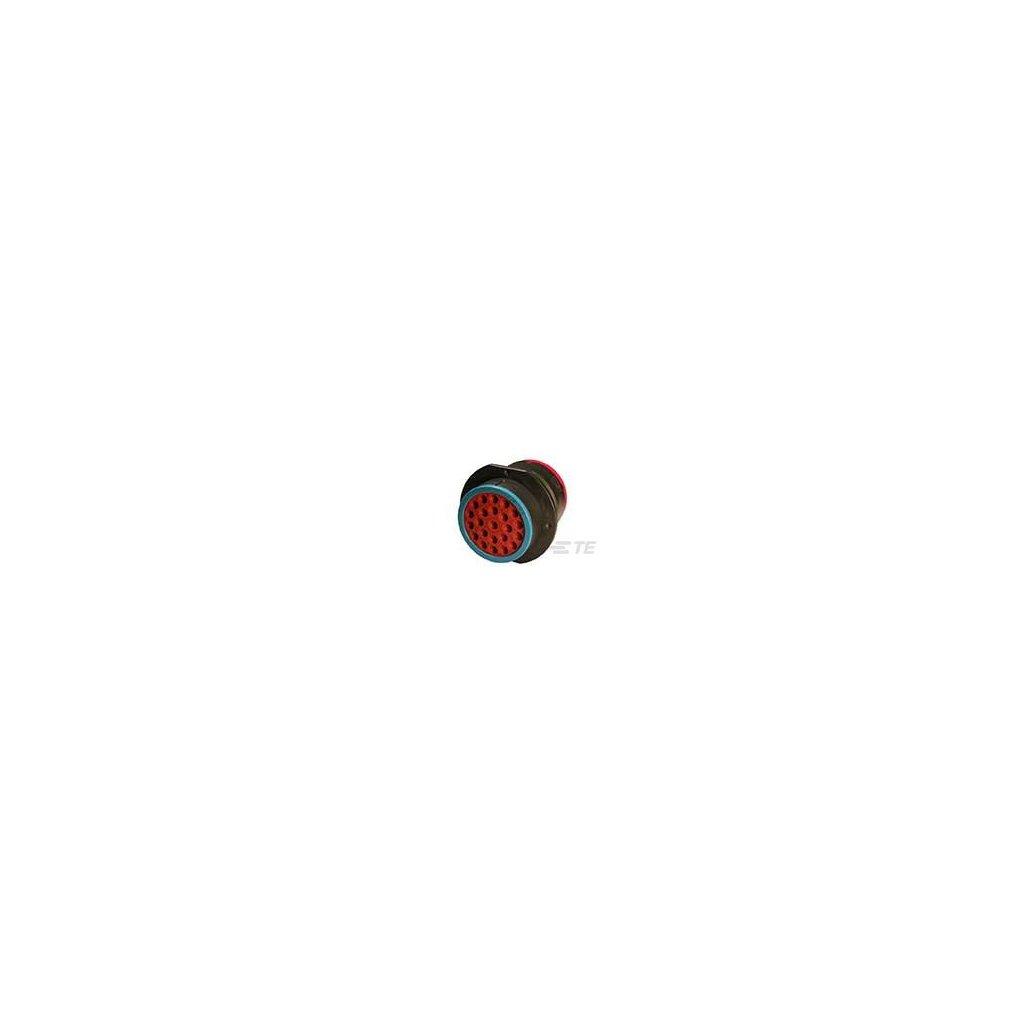 HDP24-24-23SE  Tělo kruhového bajonetového konektoru HDP