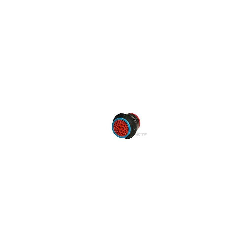 HDP24-24-29SE  Tělo kruhového bajonetového konektoru HDP