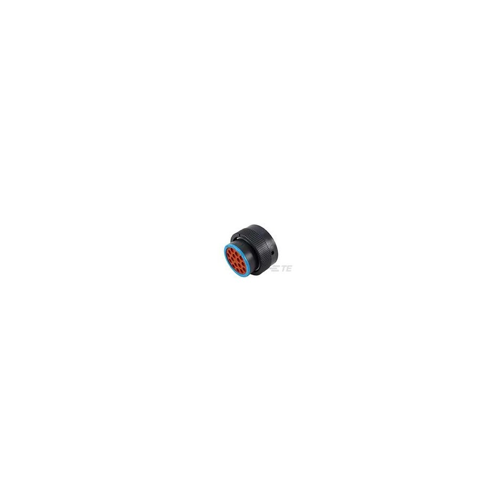 HDP26-24-16PE  Tělo kruhového bajonetového konektoru HDP