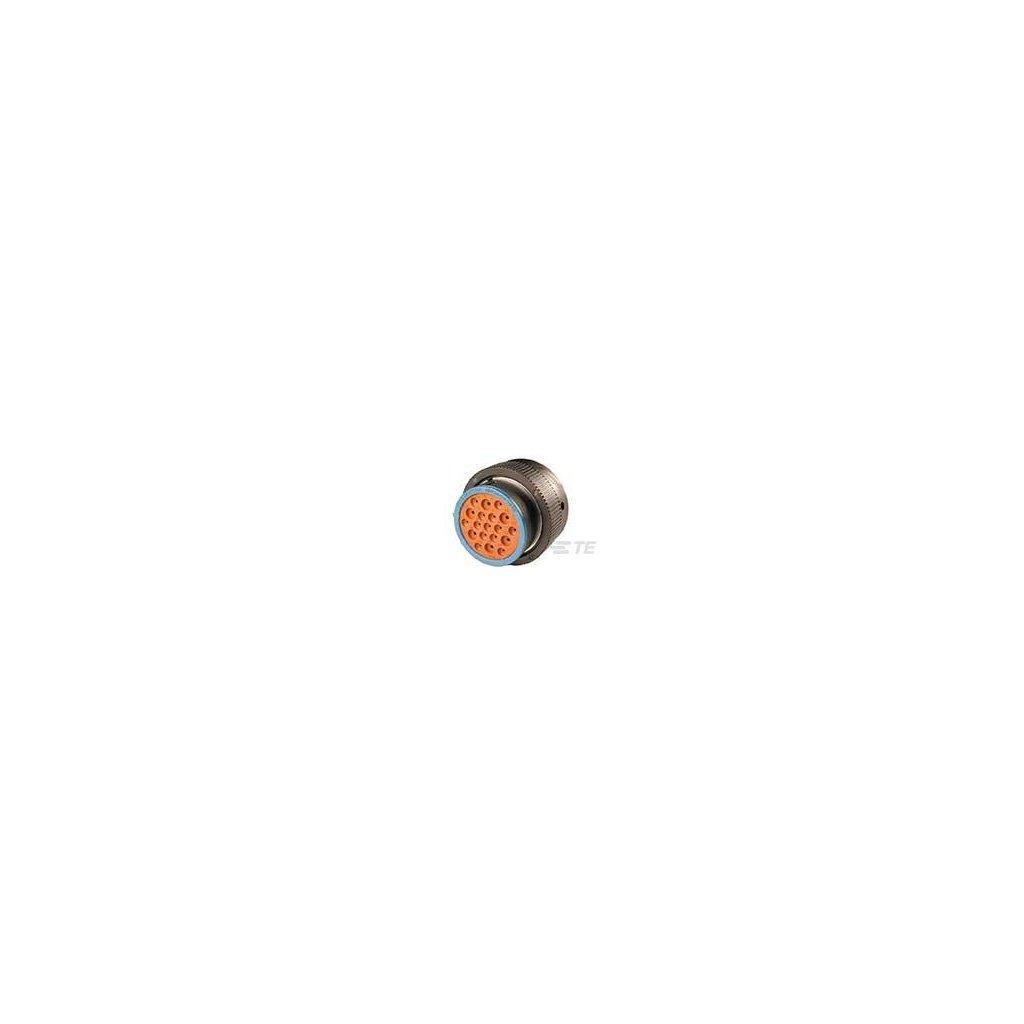 HDP26-24-19SE  Tělo kruhového bajonetového konektoru HDP