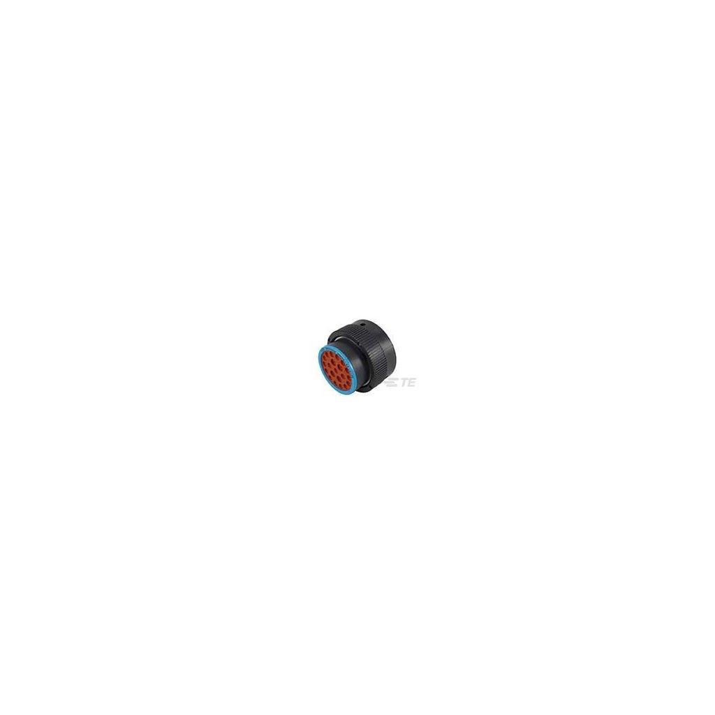 HDP26-24-21SE  Tělo kruhového bajonetového konektoru HDP