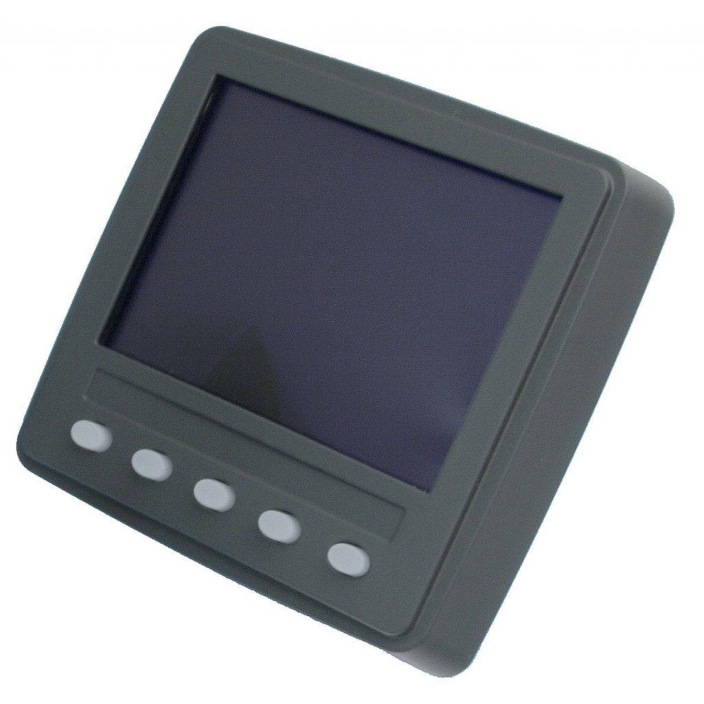 IBS-DU35  Diisplej pro průmysl a mobilní techniku