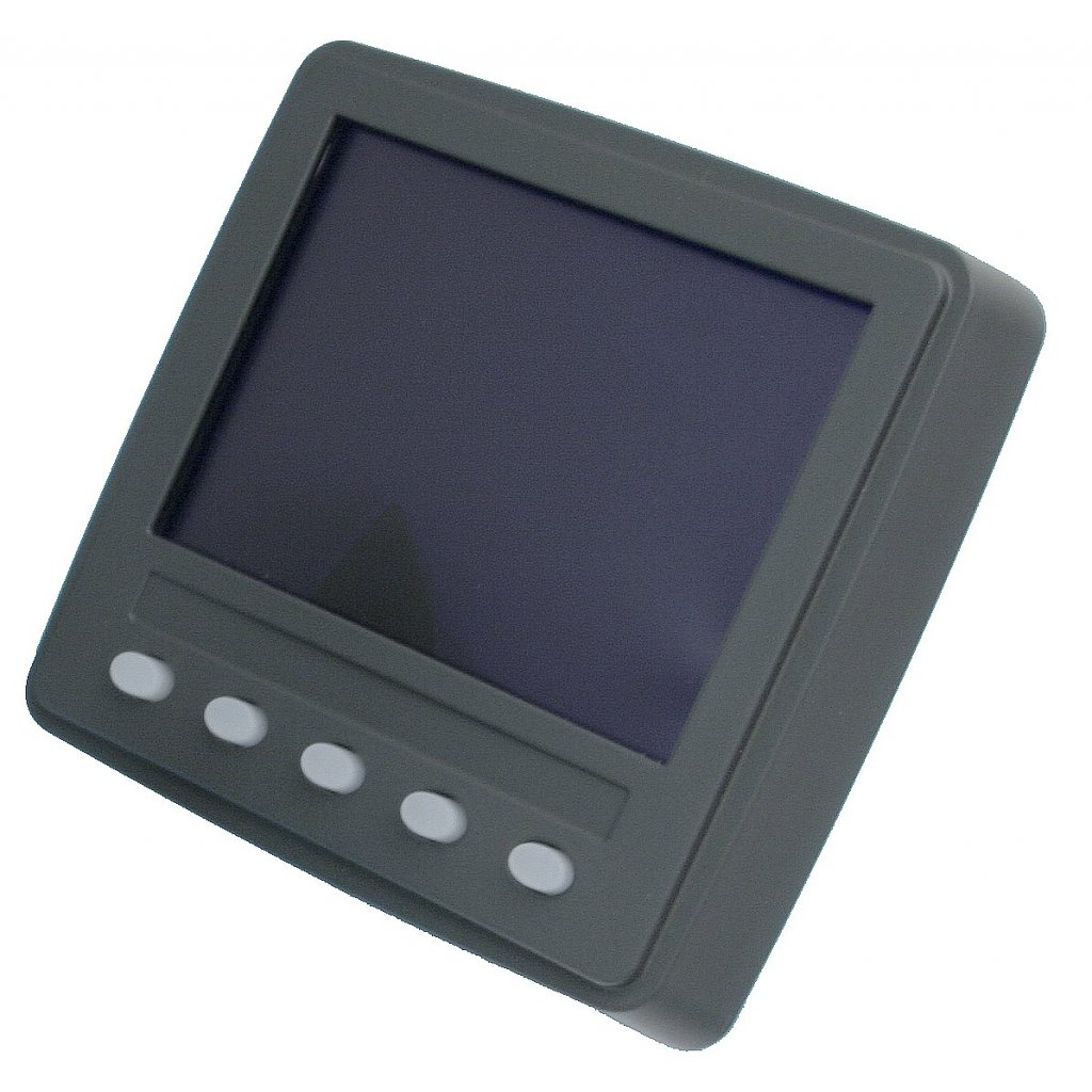 IBS-DU35LB  Diisplej pro průmysl a mobilní techniku
