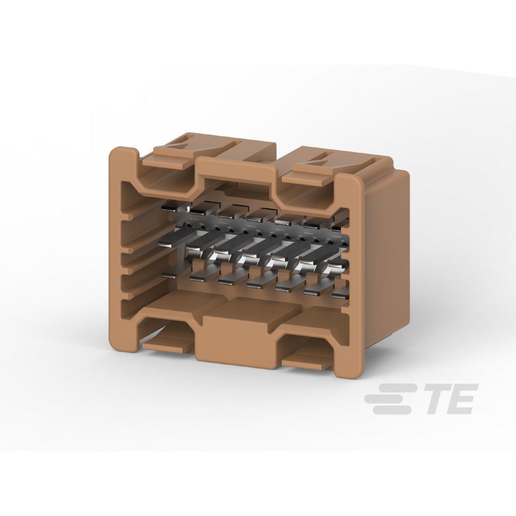 1-1394765-1  Tělo netěsněného konektoru řady MCP