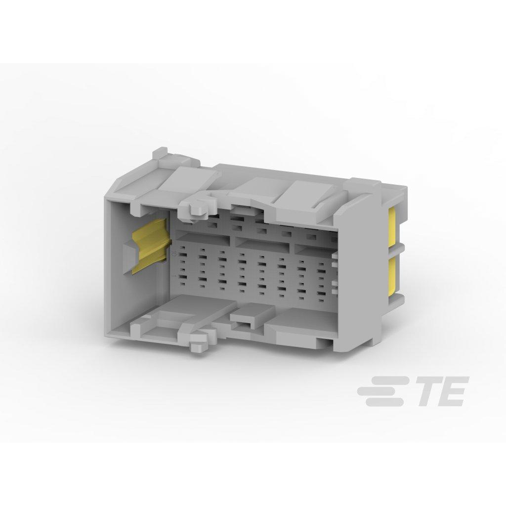 1-1718491-2  Tělo netěsněného konektoru řady MCP