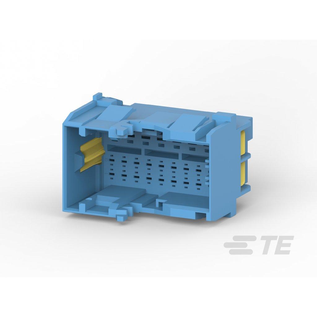 1-1718491-3  Tělo netěsněného konektoru řady MCP