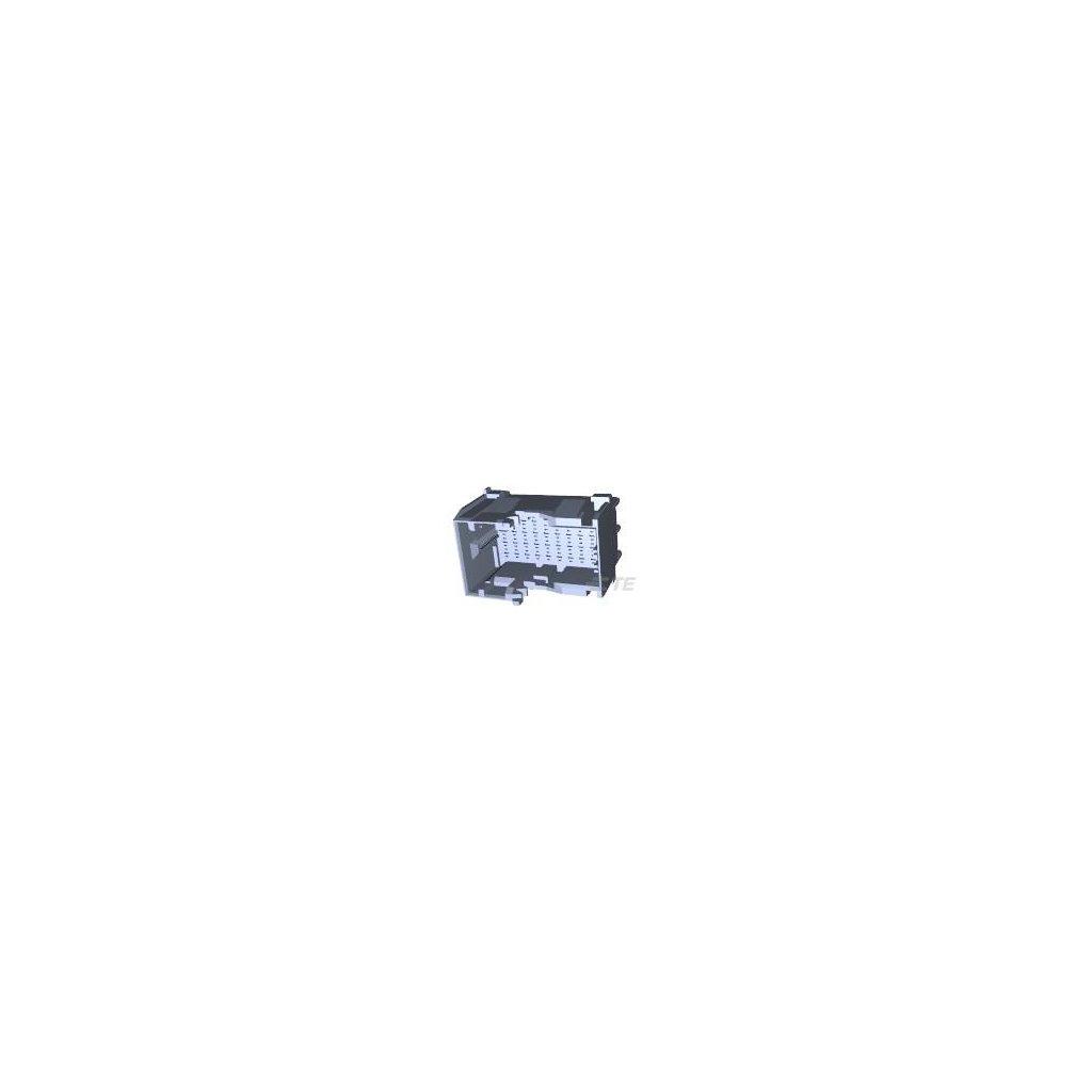 1-1718492-4  Tělo netěsněného konektoru řady MCP
