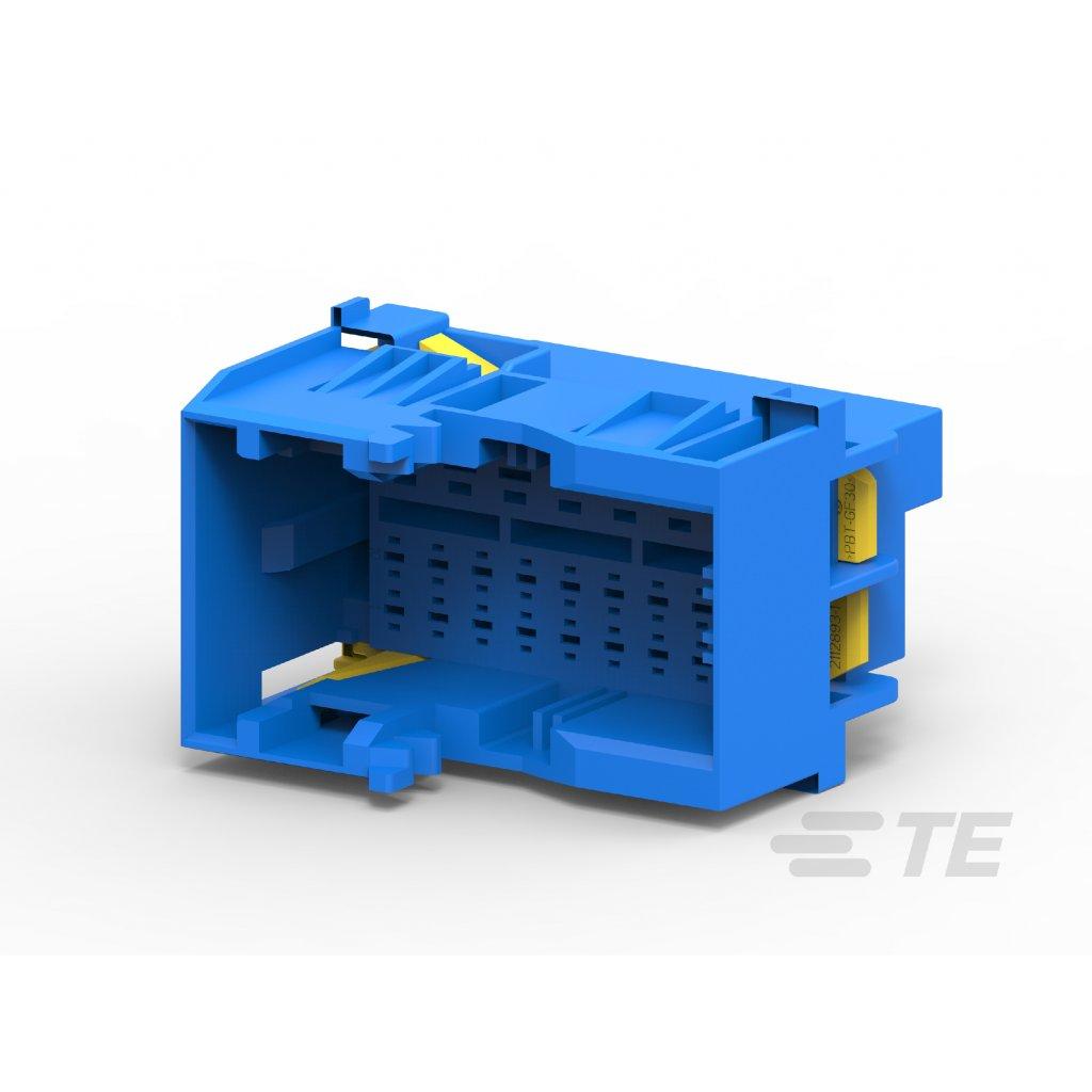 1-2112890-3  Tělo netěsněného konektoru řady MCP