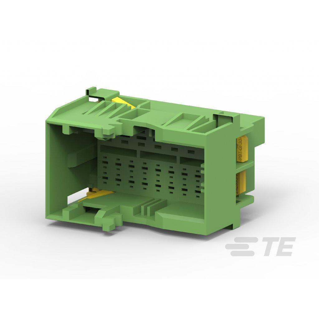 1-2112890-4  Tělo netěsněného konektoru řady MCP