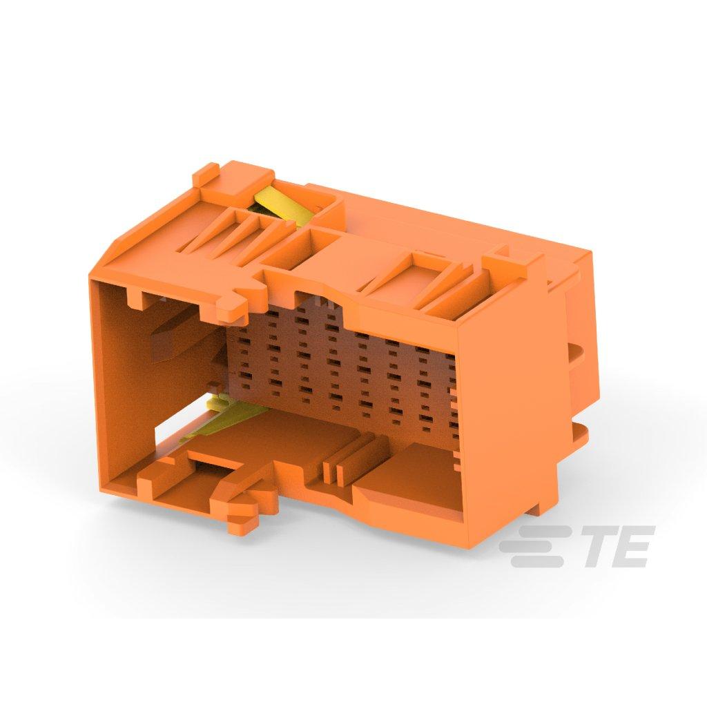 1-2112891-6  Tělo netěsněného konektoru řady MCP