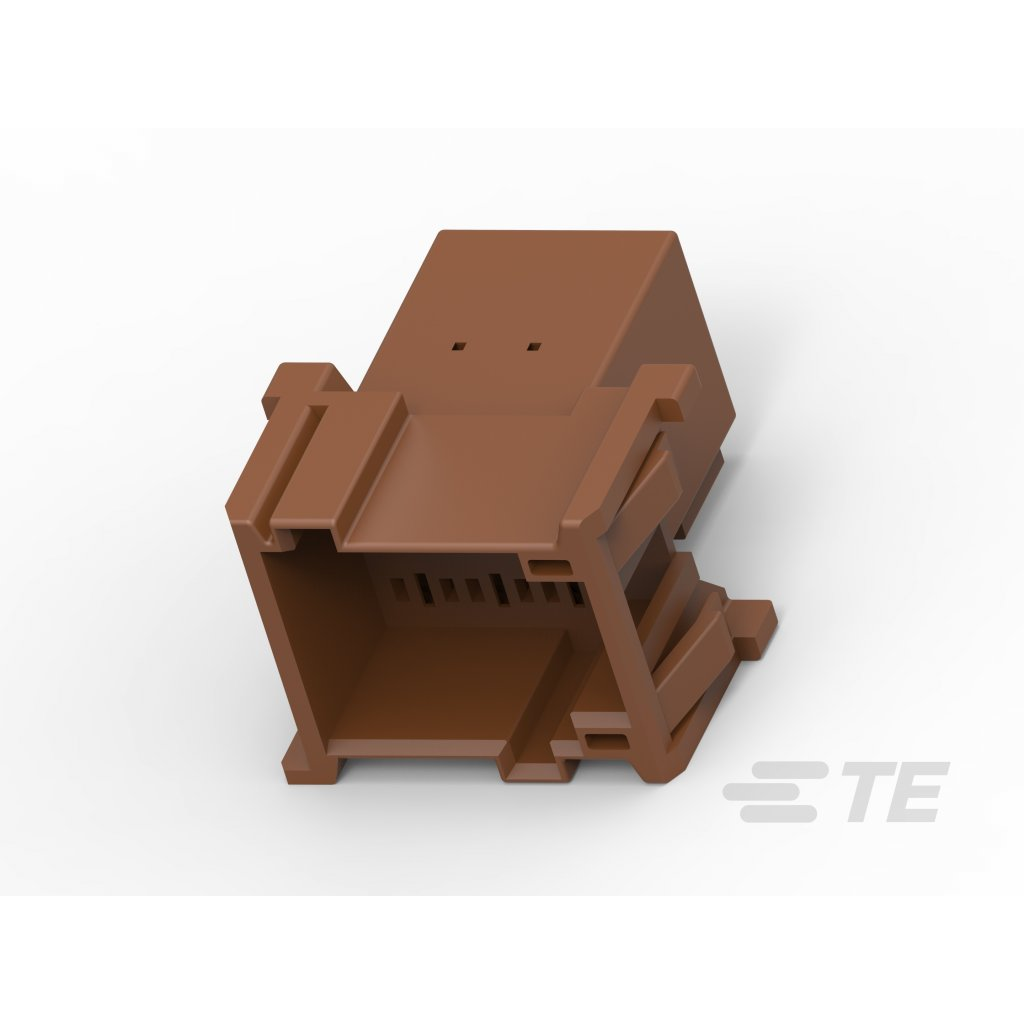1-967626-3  Tělo netěsněného konektoru řady MCP