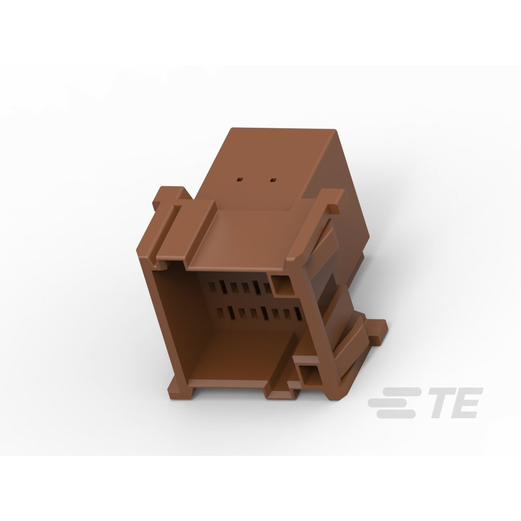 1-967627-4  Tělo netěsněného konektoru řady MCP