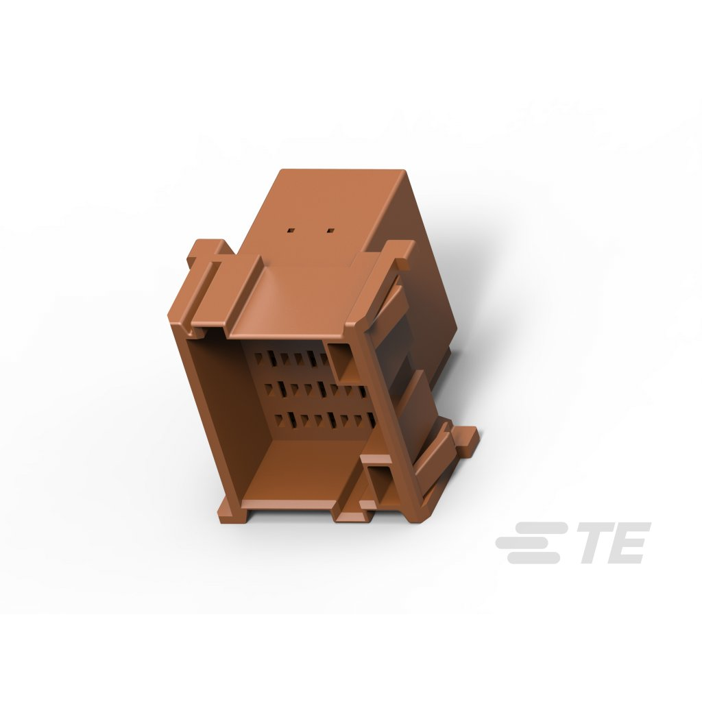 1-967628-4  Tělo netěsněného konektoru řady MCP