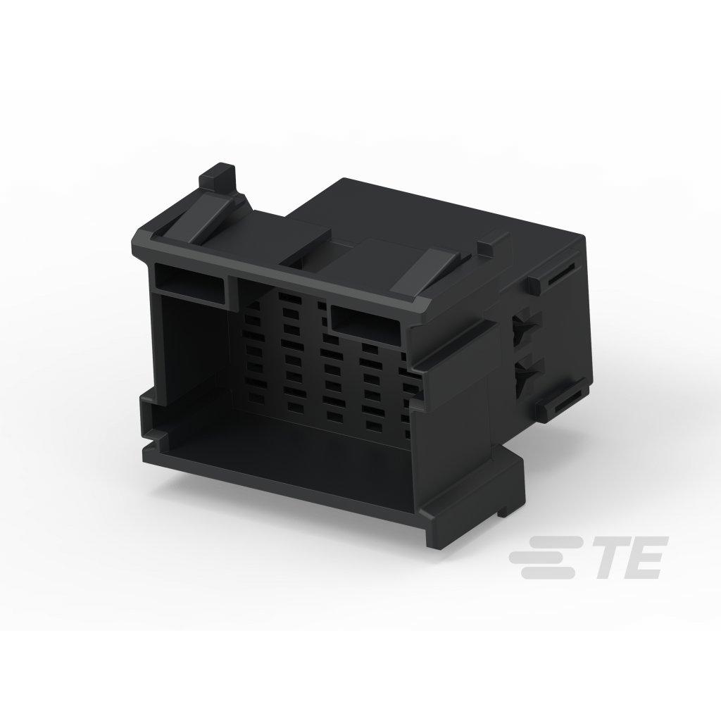 1-967629-0  Tělo netěsněného konektoru řady MCP