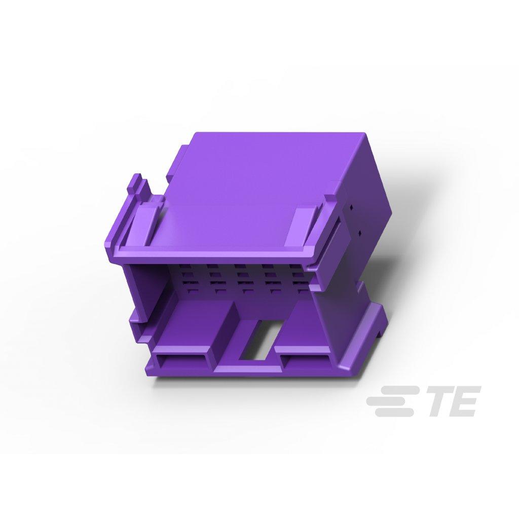 1-967629-2  Tělo netěsněného konektoru řady MCP