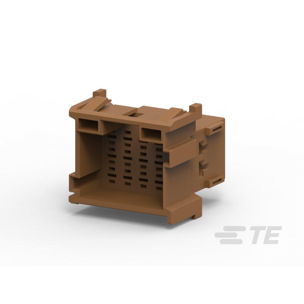 1-967629-6  Tělo netěsněného konektoru řady MCP
