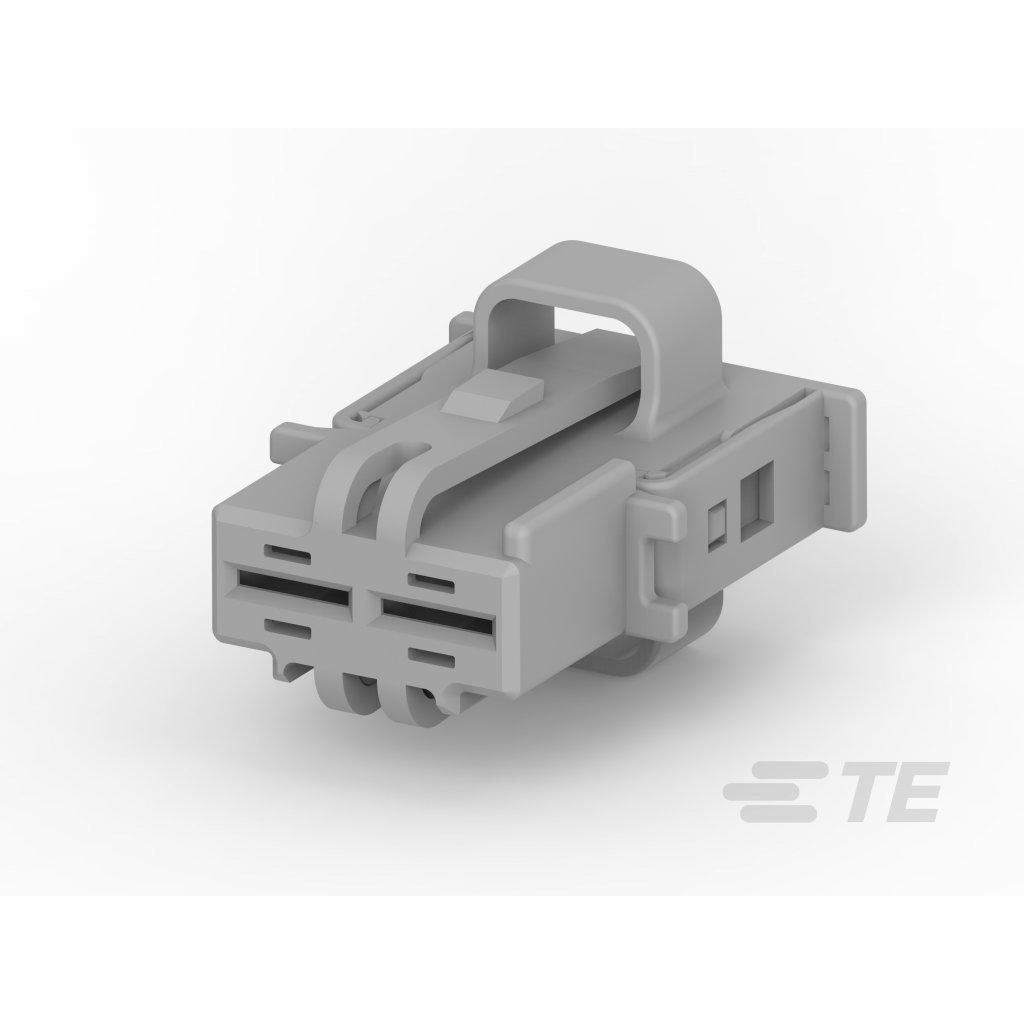 1355289-2  Tělo netěsněného konektoru řady MCP