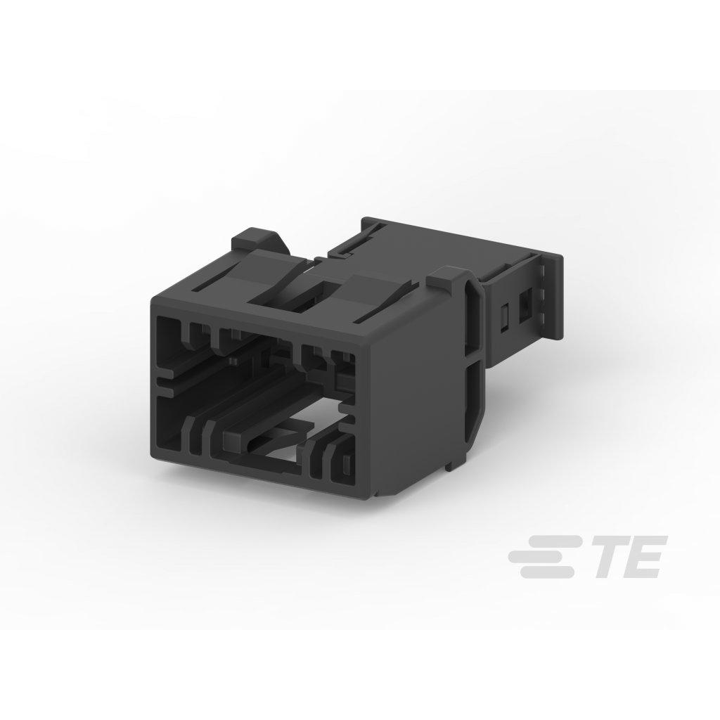 1355290-1  Tělo netěsněného konektoru řady MCP