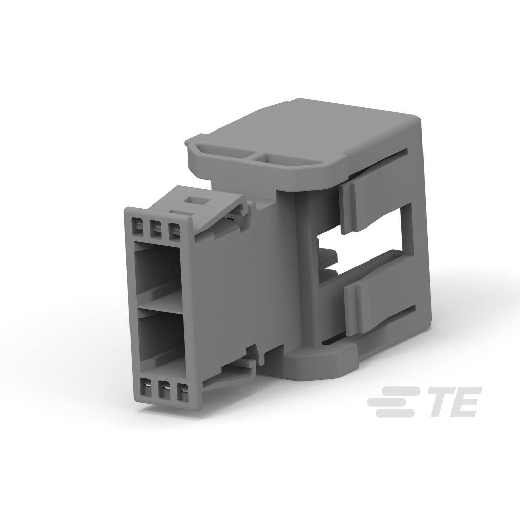 1355290-5  Tělo netěsněného konektoru řady MCP
