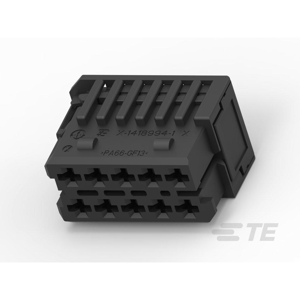1418994-1  Tělo netěsněného konektoru řady MCP