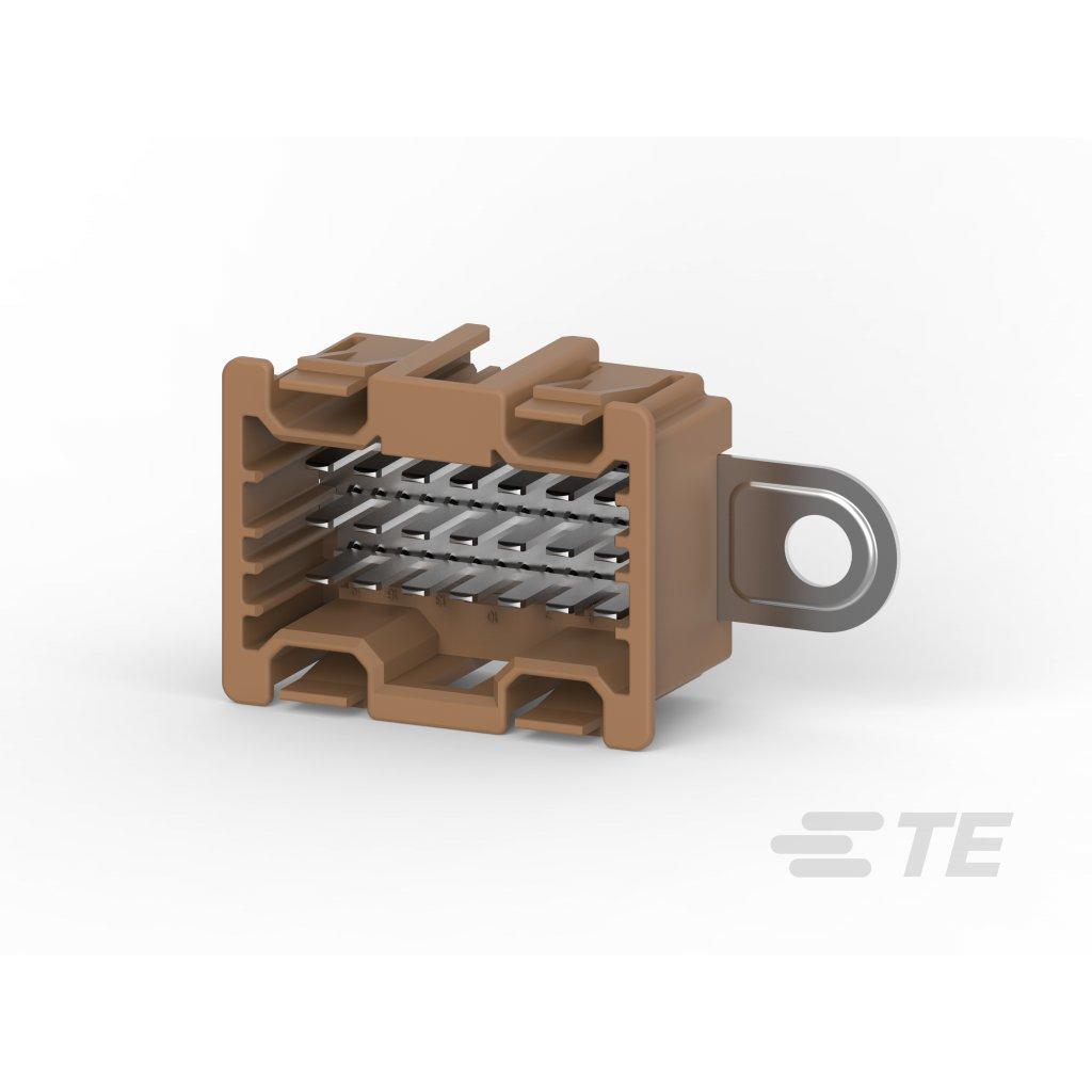 1534188-1  Tělo netěsněného konektoru řady MCP